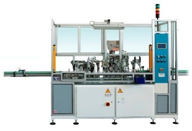 Automatic Assembly Machine for Duo Base and Plastic Brush