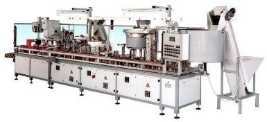 Automatic Machine for the Filling and Assembly of Markers