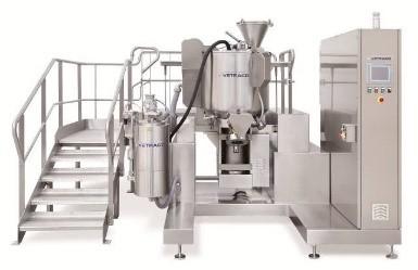 MC 150-600 Powder Blender/Mill