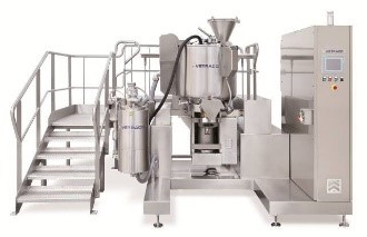 MC 40-160 Powder Blender/Mill