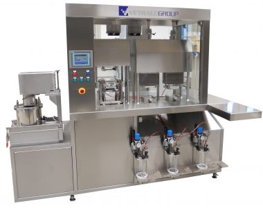CJ 012 S Core Injection Filling Machine