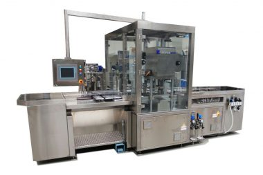 CJ 024 S Core Injection Filling Machine