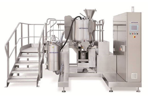 MC-series Powder Blender/Mill