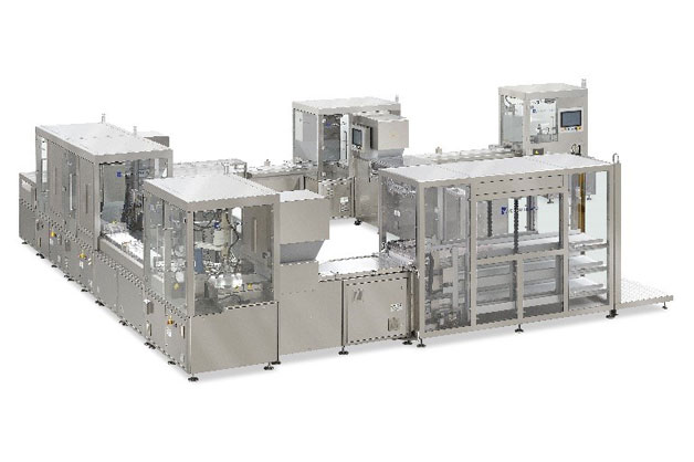 MA-series Modular Compact Assembly Line